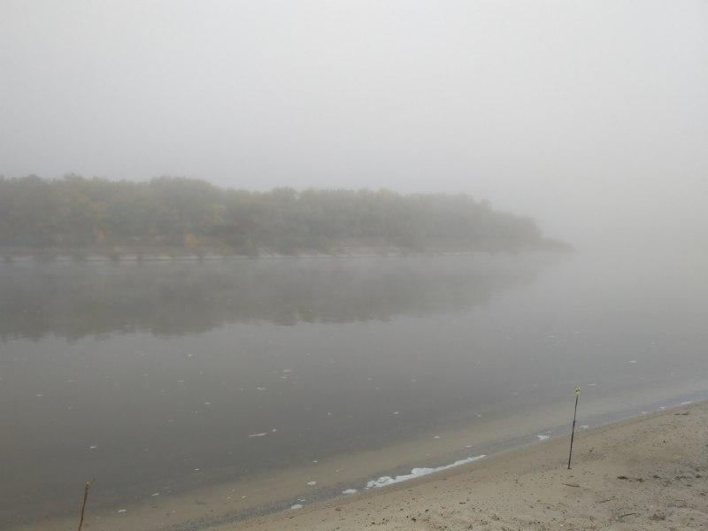 01.10.2016 — Рыбалка. Костино-горский. Северский донец